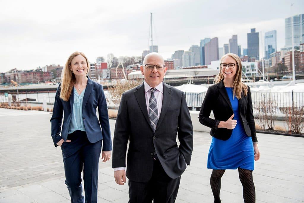 photo of medical malpractice attorneys in boston